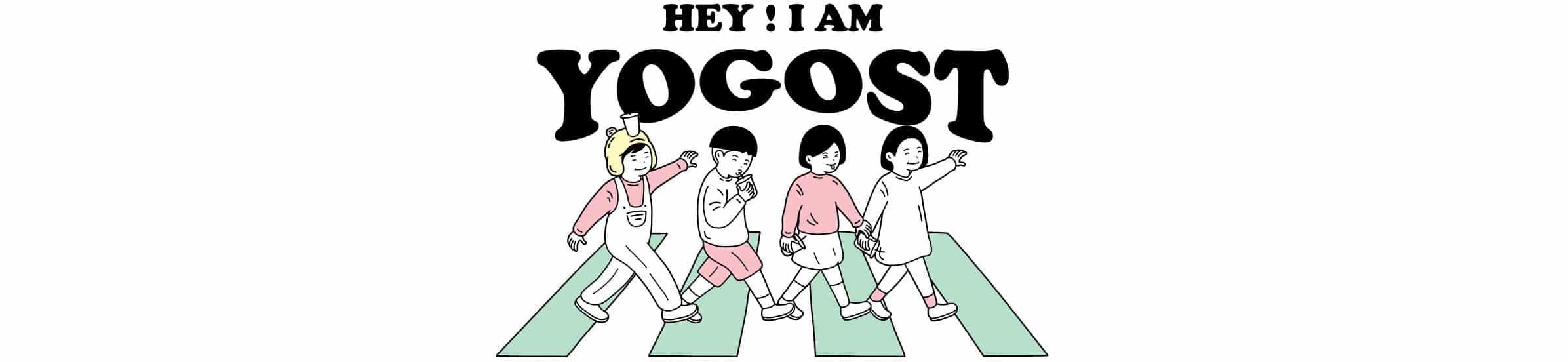 Hey I am Yogost